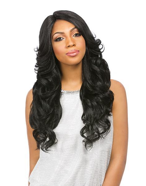Sensationnel Empress Custom Synthetic Lace Wig - Perm Romance