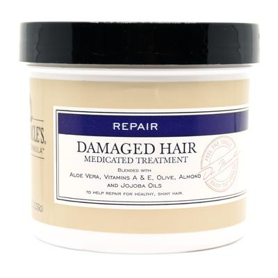 Dr Miracles Damaged Hair Medicated Treatment