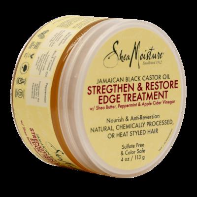 Shea Moisture Jamaican Black Castor Oil Strengthen Grow & Restore Edge Treatment