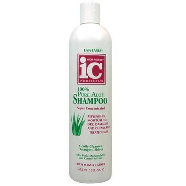Ic Fantasia Pure Aloe Shampoo