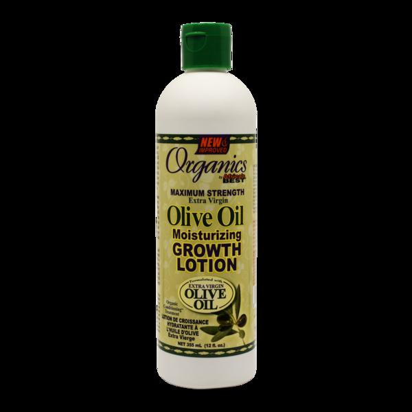 Original Africa's Best Olive Oil Moisturizing Growth Lotion