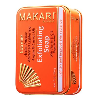 Makari Extreme Carrot And Argan Soap