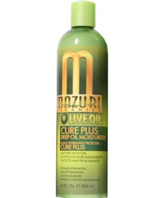 Mazuri Olive Oil Care Plus Deep Oil Moisturizer