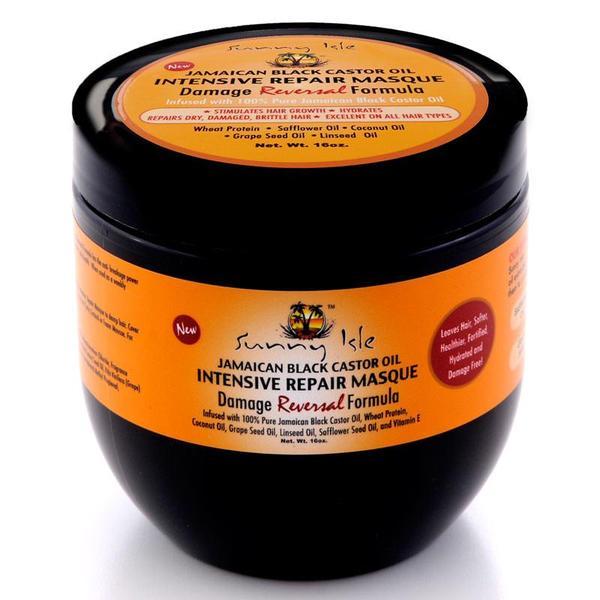 Sunny Isle Jamaican Black Castor Oil Intensive Repair Masque