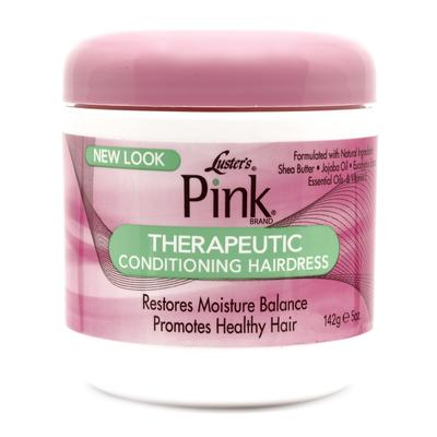 Luster's  Pink Therapeutic Conditioning Hairdress