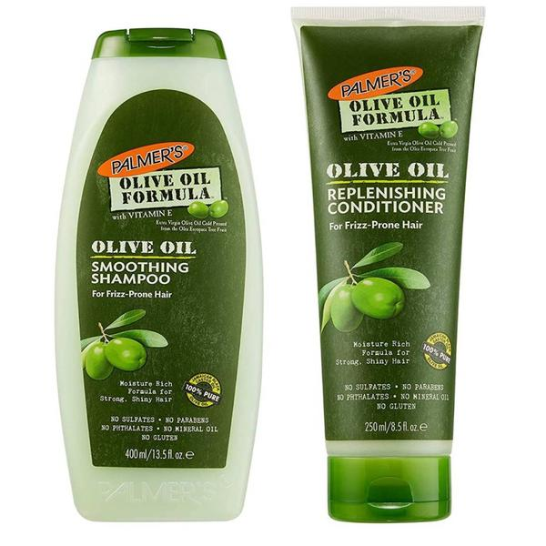 Palmers Olive Oil Smoothing Shampoo & Replenishing Conditioner