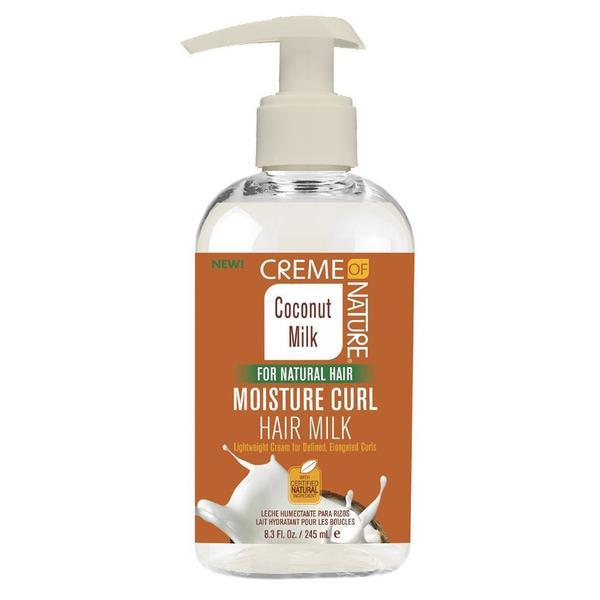 Creme Of Nature Coconut Milk Moisture Curl Hair Milk