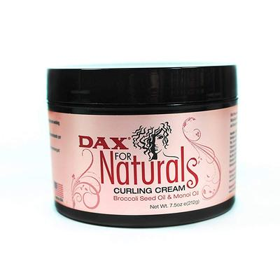 Dax For Natural Curling Cream