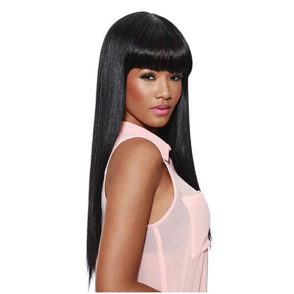 Sleek Tongable Synthetic Wig Nikki
