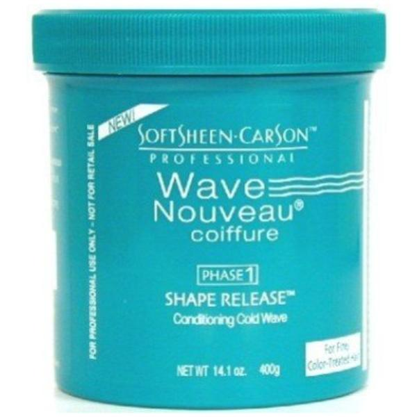 Wave Nouveau Shape Release- Phase I (fine/color-treated)