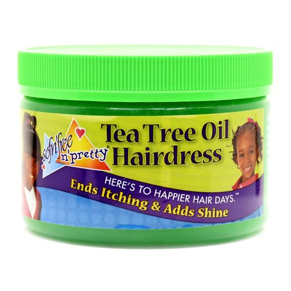Sof N' Free N' Pretty Tea Tree Hairdress