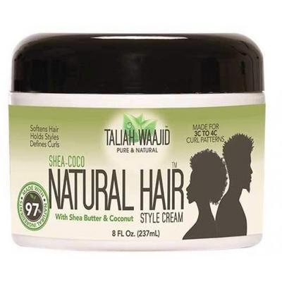 Taliah Waajid Shea-coco Natural Hair Style Cream
