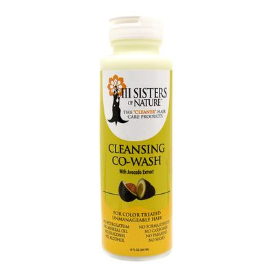 III Sisters Cleansing Avocado Co-wash
