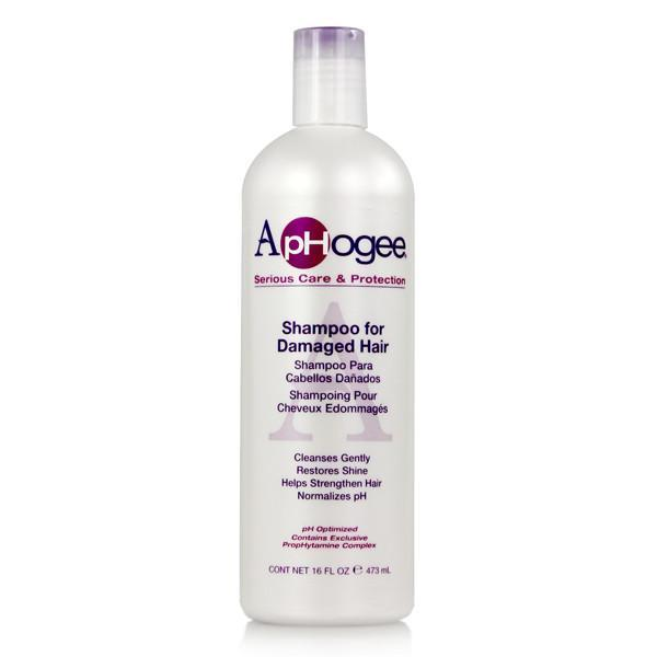 Aphogee Shampoo For Damaged Hair