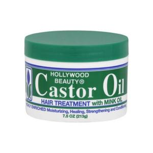 Hollywood Beauty Castor Oil With Mink