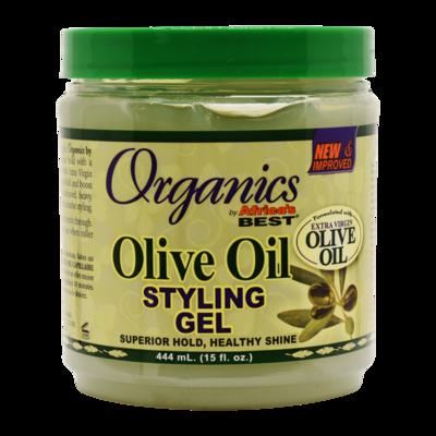 Original Africa's Best Olive Oil Styling Gel