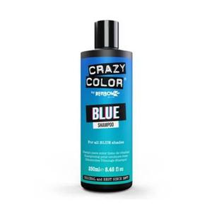 Crazy Colour Rainbow Blue Shampoo
