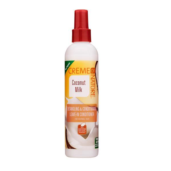 Creme Of Nature Coconut Milk Leave In Conditioner