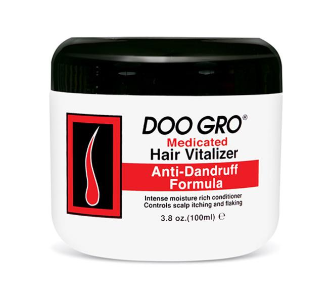 Doo Gro Medicated Hair Vitalizer Anti-dandruff