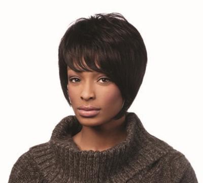Sleek 100% Human Hair Wig Renee