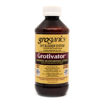 Groganics Grotivator Growth Moisturizing Lotion