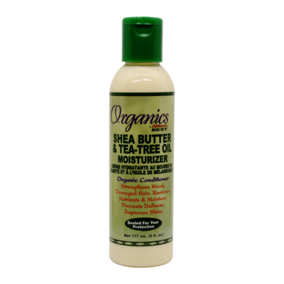Original Africa's Best Shea Butter & Tea-tree Oil Moisturizer