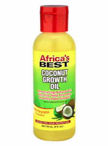 Africa's Best Coconut Growth Oil
