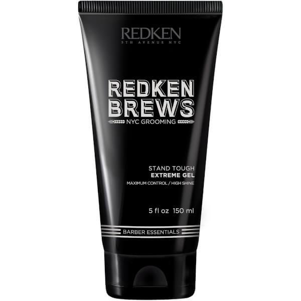Redken Brews Mens Stand Tough Hair Gel