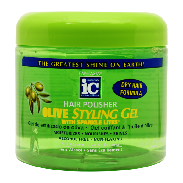 Ic Fantasia Olive Styling Gel