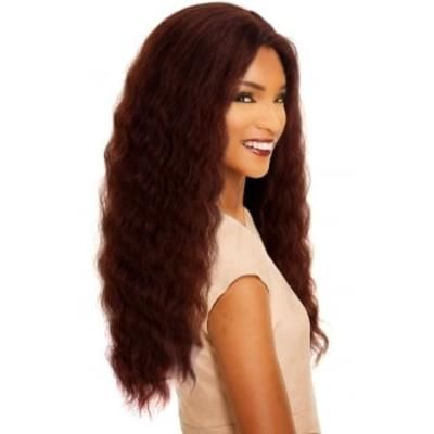 Sleek New Spotlight Human Hair Lace Parting Wig Poppy