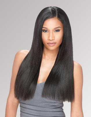 Sensationnel Bare & Natural Brazilian Virgin Remi Hair  - Natural Yaki