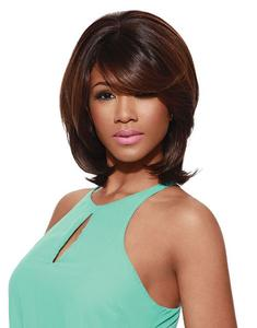 Sleek Tongable Synthetic Wig Amelie