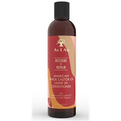 As I Am Jamaican Black Castor Oil Leave-in Conditioner
