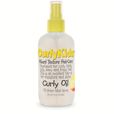 Curly Kids Curly Oil