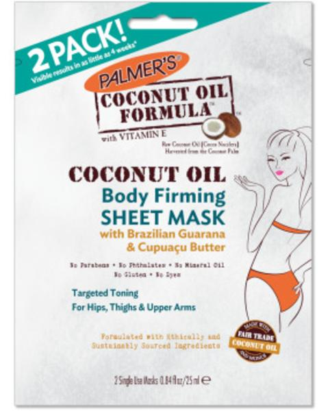 Palmers Coconut Oil Body Firming Sheet Mask