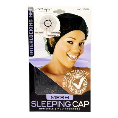 Magic Collection Women's Mesh Sleep Cap ( 2268 )
