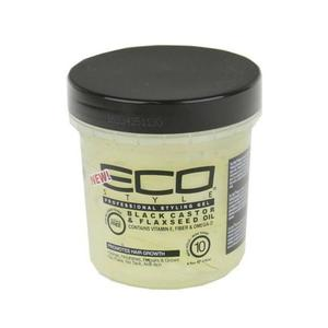 Eco Styler Black Castor & Flaxseed Gel