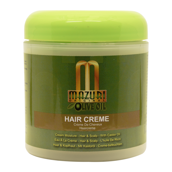 Mazuri Olive Oil Hair Crème