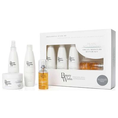 Beauty Works Argan Oil Repair Gift Set Sulphate Free