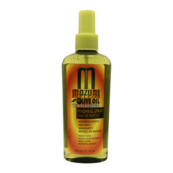 Mazuri Olive Oil Texturizer Finishing Spray