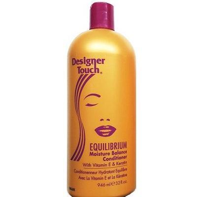 Designer Touch Equilibrium Conditioner With Vitamin E And Keratin