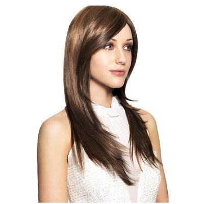 Sleek Hair Couture Rainbow Synthetic Mono Wig
