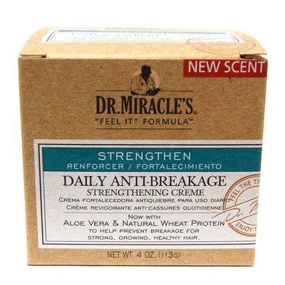 Dr Miracles Daily Anti Breakage Strengthening Créme