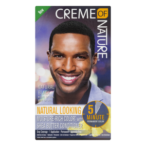Creme Of Nature Permanent Hair Color For Men