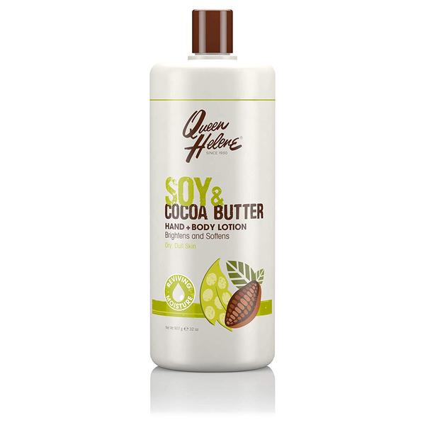 Queen Helene Soy & Cocoa Butter Hand & Body Lotion