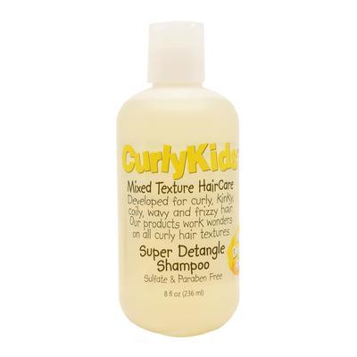 Curly Kids Super Detangling Shampoo