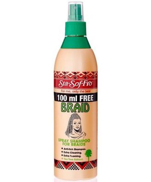 Sta Sof Fro Braid Spray Shampoo