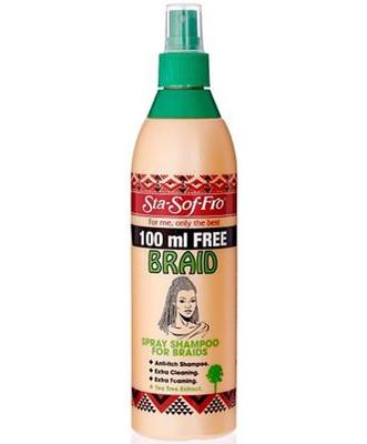 Sta Sof Fro Braid Spray Shampoo