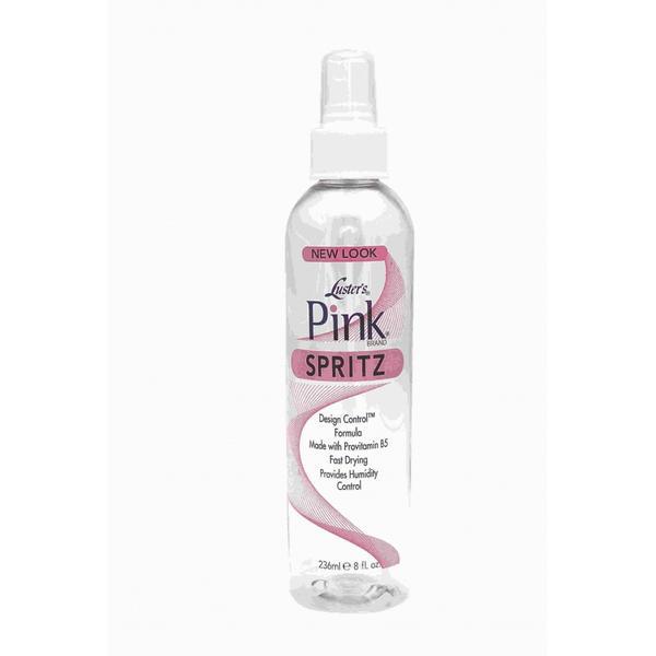Luster's  Pink Spritz Design Control Formula