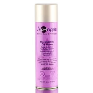Aphogee Moisturising Oil Sheen Spray